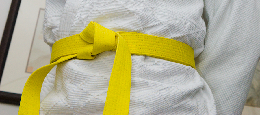 The Yellow Belt — The First Accomplishment In A Jūjutsuka's Long Road